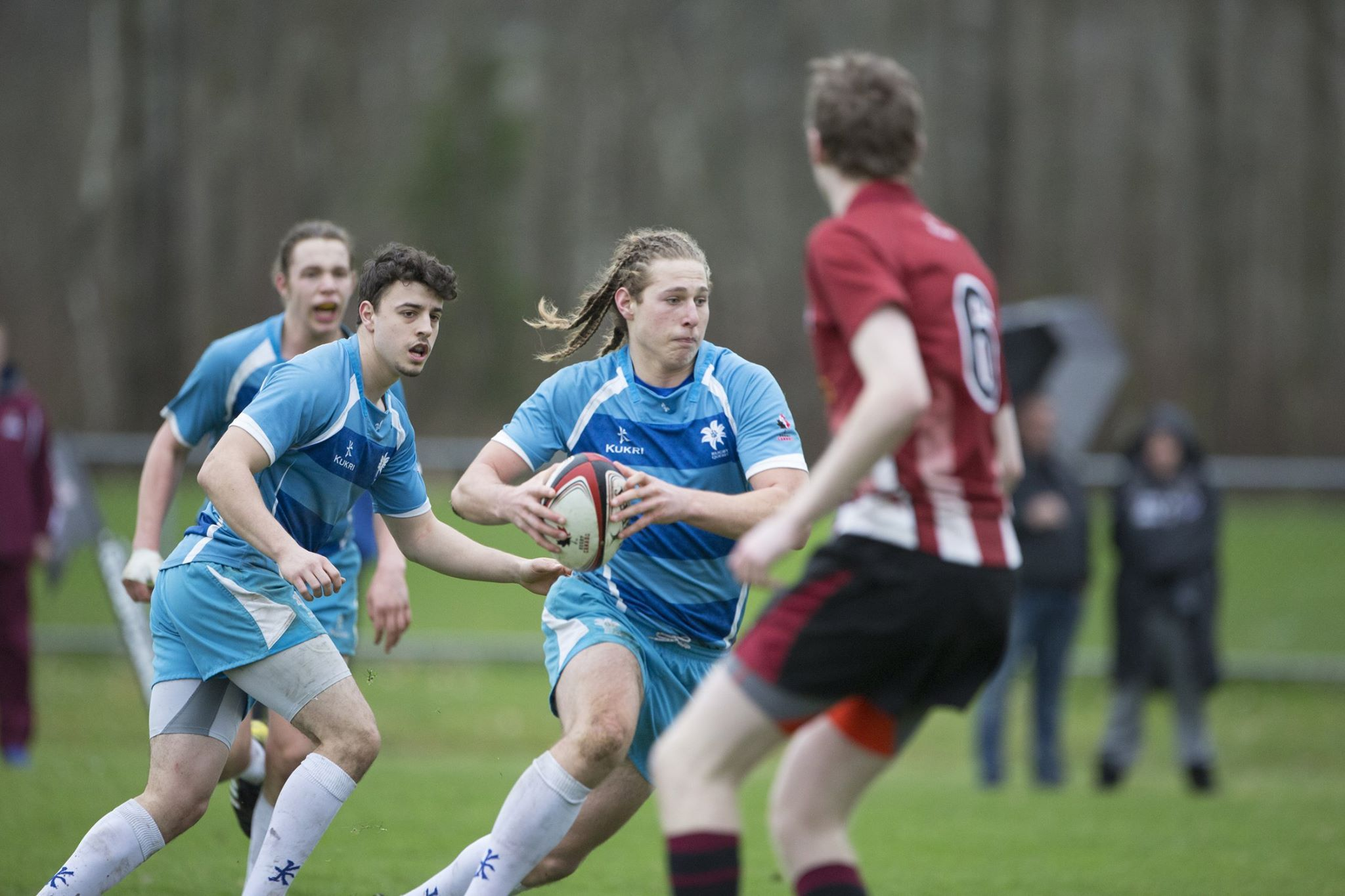 Rugby Canada competing men teams