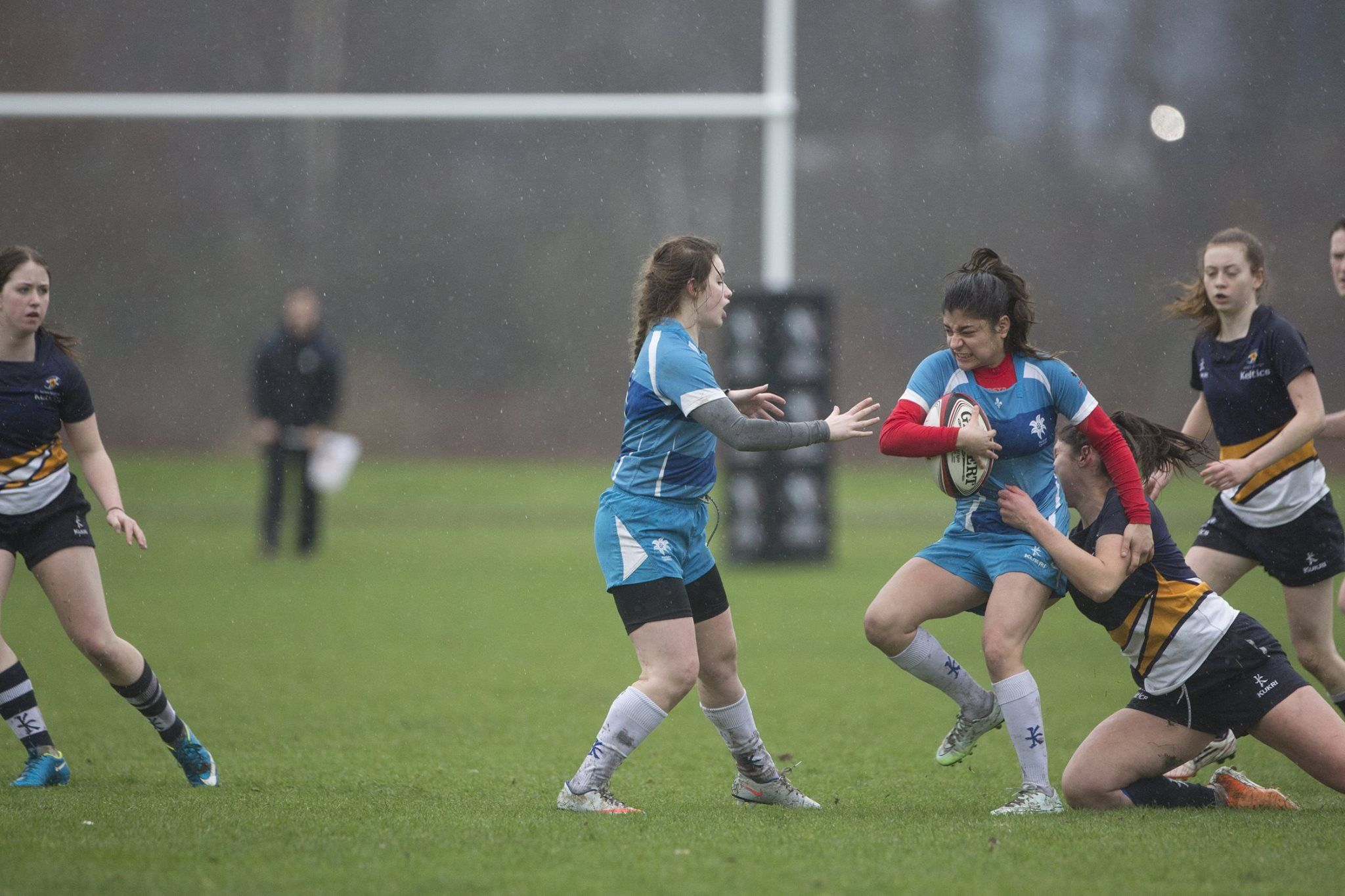 Rugby Canada womens competing teams